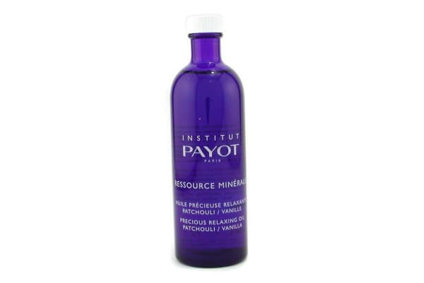 Payot Ressource Minerale Precious Relaxing Oil (Patchouli/ Vanilla) (200ml/6.7oz)