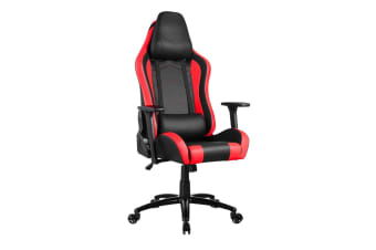 e-Sports Gaming Reclining Racing Office Chair - Red and Black