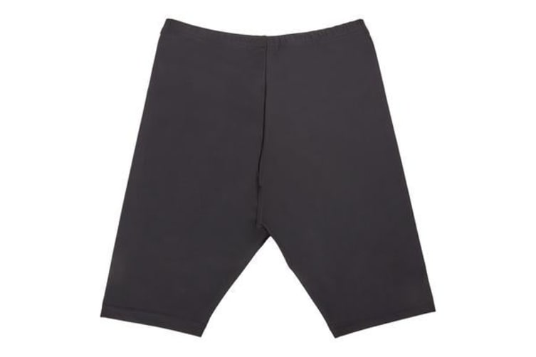 Champion Kids Nylon Bike Short (Black, Size 14Y)