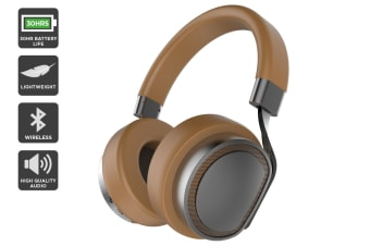 Kogan HD-30 Pro Headphones (Brown)