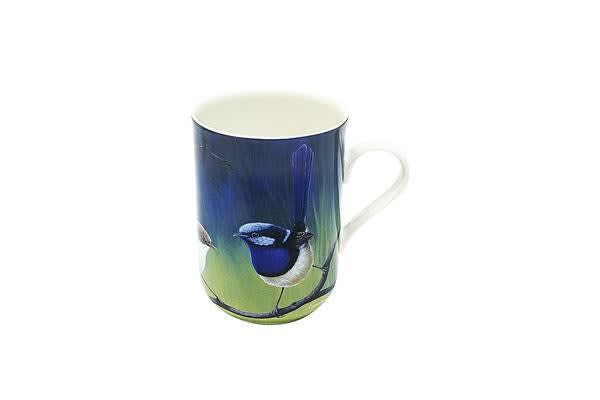 Maxwell & Williams Birds of Australia Katherine Castle Superb-Fairy Wrens Mug 300ml