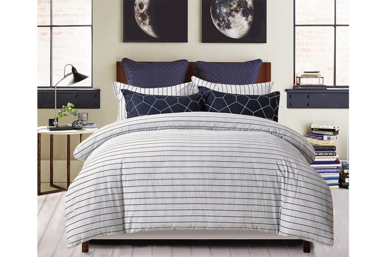 Gioia Casa Fred Quilt Cover Set (Queen)