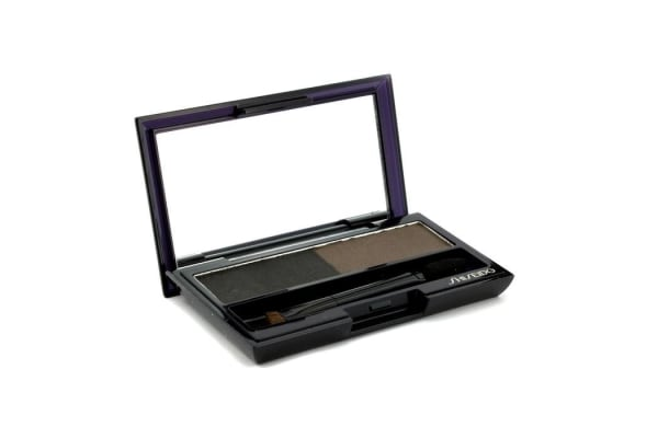 Shiseido Eyebrow Styling Compact - # GY901 Deep Brown (4g/0.14oz)