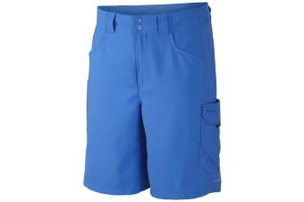 Columbia Mens Big Katuna II Shorts - Vivid Blue