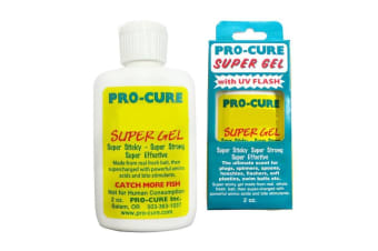 Pro-Cure Super Gel Scent 2oz - Aniseed