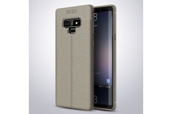 For Samsung Galaxy Note 9 Case TPU Shockproof Slim Back Mobile Phone Cover Grey
