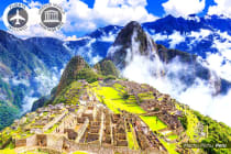 SOUTH AMERICA: 21 Day Southern Explorer Tour for Two Including Flights