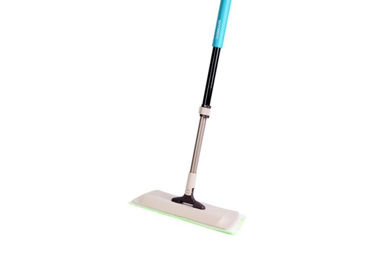 Boomjoy E2 Microfibre Flat Mop 360 Rotation Floor Broom Cleaning Cleaner Sweep