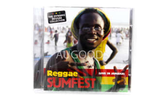 Reggae Sumfest BRAND NEW SEALED MUSIC ALBUM CD - AU STOCK
