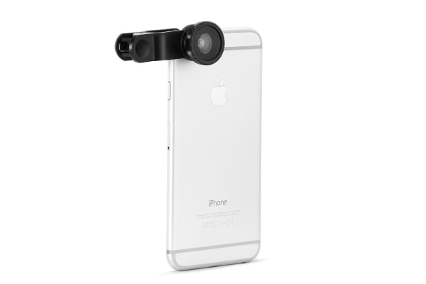 3 in 1 Smartphone Lens Clip