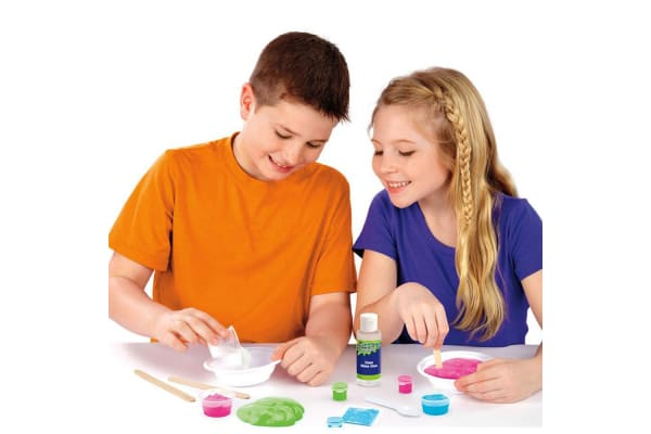 Cra-Z-Slimy Creations Silly Slimy Fun - Themed Slime Making Set