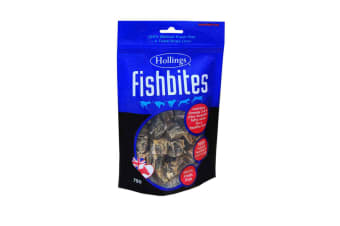 Hollings Dogs Fish Bites (May Vary) (One Size)