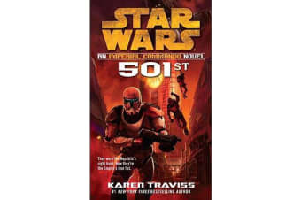 501st: Star Wars Legends (Imperial Commando) - An Imperial Commando Novel