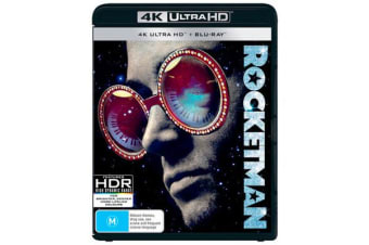 Rocketman (4K UHD/Blu-ray)