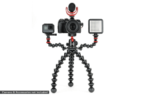 Joby GorillaPod Rig for DSLR (Black/Charcoal)