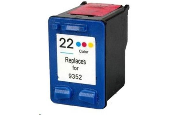 Generic 22 HP Compatible Eco Ink Cartridge - Colour