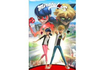 Miraculous - Tales of Ladybug and Cat Noir