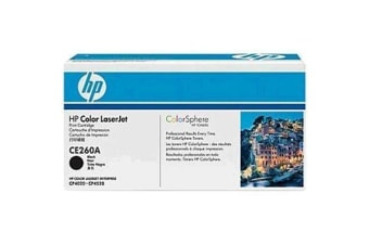 HP Toner CE260A Black (8500 pages)