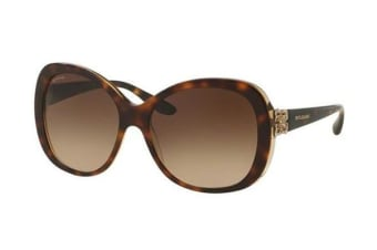 Bvlgari BV8171B 57mm - Havana (Brown Shaded lens) Womens Sunglasses