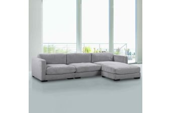 Renior Corner Sofa 3 Seater with Chase