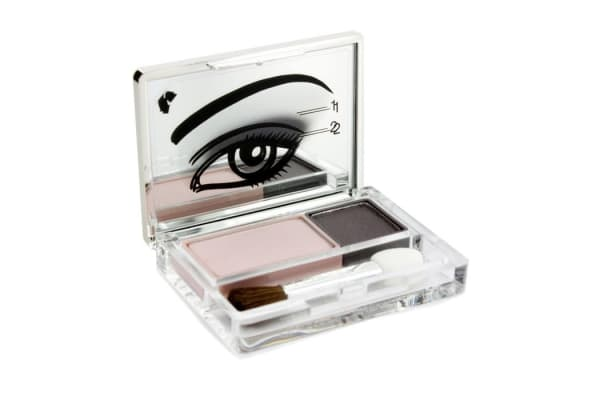 Clinique All About Shadow Duo - # 15 Uptown Downtown (2.2g/0.07oz)