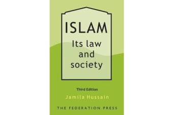 Islam - Its Law and Society