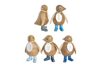 DCUK Emperor Penguin Baby Welly (Set of 5)