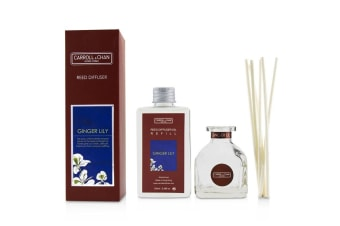 The Candle Company (Carroll & Chan) Reed Diffuser - Ginger Lily 100ml/3.38oz