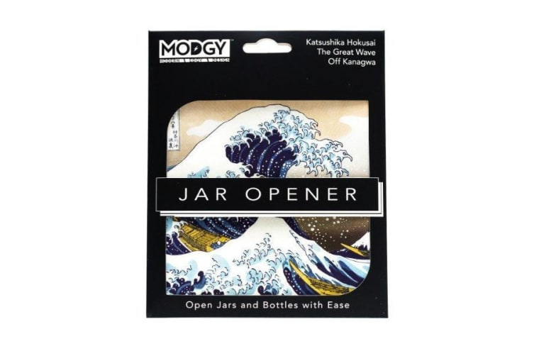 Modgy The Great Wave Jar Opener