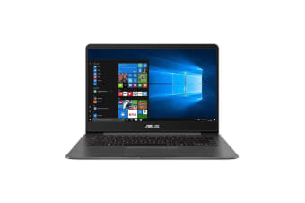 "ASUS 14"" Zenbook Core i7-8550U 16GB RAM 512GB MX150 2GB Notebook"