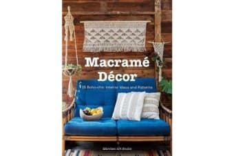 Macrame Decor - 25 Boho-chic Interior Ideas and Patterns