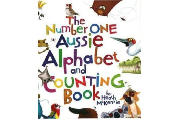 Number One Aussie Alphabet/Counting Book