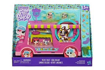 Littlest Pet Shop Food Truck Playset