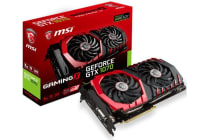 MSI NVIDIA GTX 1070 GAMING X 8GB Video Card - GDDR5,3xDP/HDMI/DVI,SLI,VR Ready,1506/1797MHz