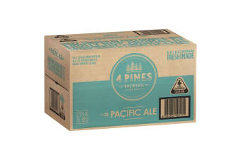 4 Pines Pacific Ale  Beer 24 x 330mL Bottles