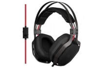 Coolermaster MasterPulse Over-ear with BASS FX, In-Line Remote. 44mm driver Multimedia Headset