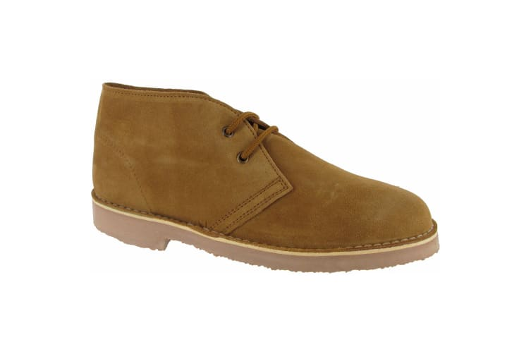 Cotswold Sahara Desert Boot / Mens Boots (Taupe) (8 UK)