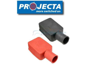 PROJECTA BTC200 BATTERY CABLE TERMINAL POST COVERS 12 24 VOLT DUAL SYSTEM AGM