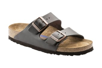 Birkenstock Arizona NL SFB Sandal (Brown)