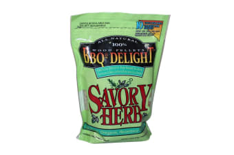 BBQers Delight Smoking Pellets (Savoury Herb)