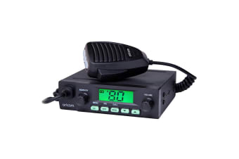 Oricom 5W 80CH UHF CB Radio with Heavy Duty Microphone Plug (UHF025)