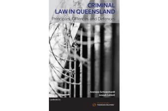 Criminal Law in Queensland