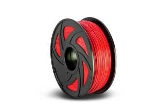 3D Printer Filament PLA 1.75mm 1kg Roll Accuracy 0.02mm Spool (Red)