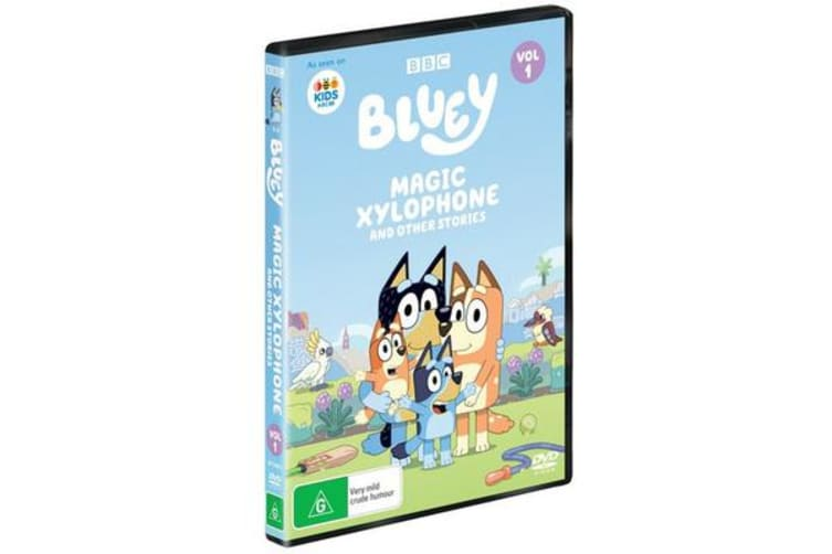 Bluey : Magic Xylophone And Other Stories