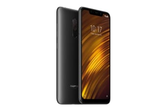 Xiaomi Pocophone F1 (128GB, Graphite Black) - Global Model