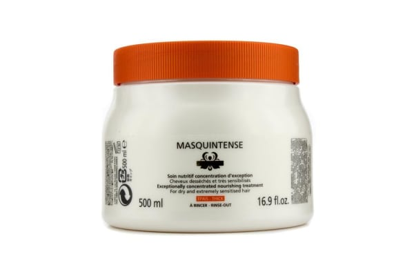 Kerastase Nutritive Masquintense Exceptionally Concentrated Nourishing Treatment (For Dry & Sensitive Thick Hair) (500ml/16.9oz)