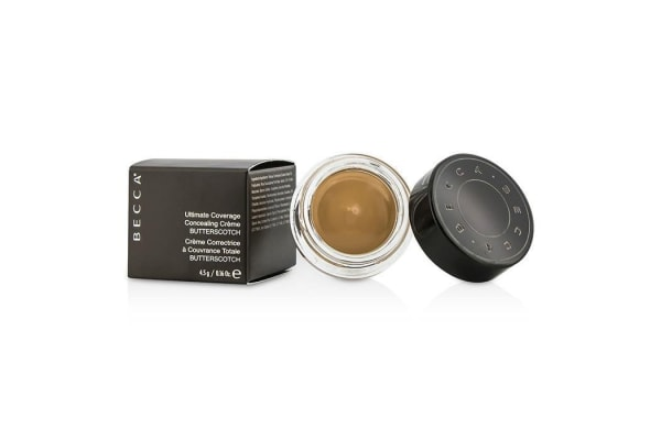 Becca Ultimate Coverage Concealing Creme - # Butterscotch (4.5g/0.16oz)
