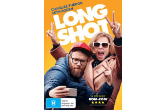 Long Shot DVD Region 4