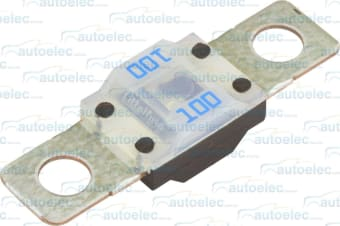 1 x 100A AMP MIDI FUSE FOR DUAL BATTERY AND MEGA SOUND SYSTEMS