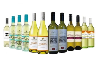 Bold White Mixed Wine (12 Bottles)
